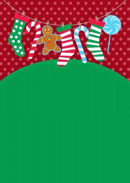 Convites De Natal Para Editar E Imprimir Tarjetas De