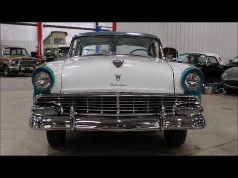1956 Ford Fairlane Crown Victoria for sale #1865934 | Hemmings Motor News