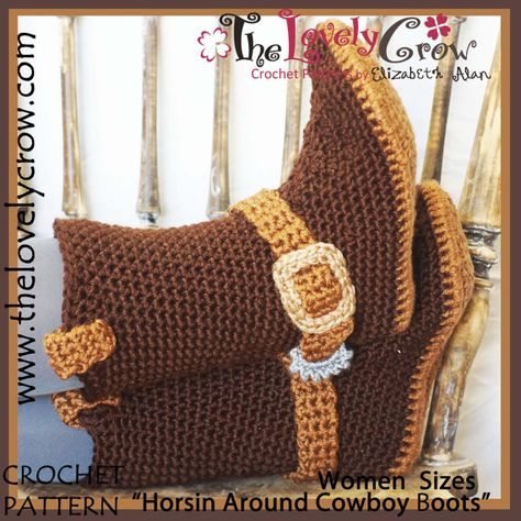 Hey, j'ai trouvé ce super article sur Etsy, chez https://www.etsy.com/ca-fr/listing/273468796/crochet-pattern-adult-sizes-cowboy-boots