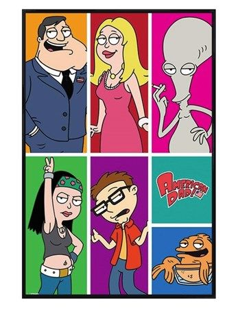 Pin By Cat On Movies And Series American Dad American Dads