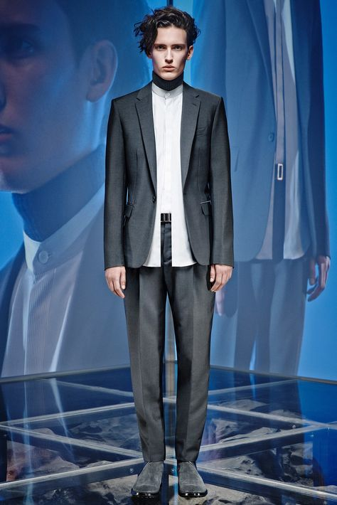 Balenciaga Fall 2014 Menswear Fashion Show Collection