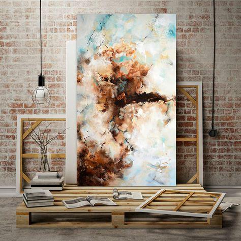 Kunstgalerie-natalie Bilder XXL großes Gemälde abstrakt Büro Loft Malerei Kunst