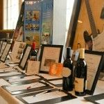 Lots of silent auction ideas.