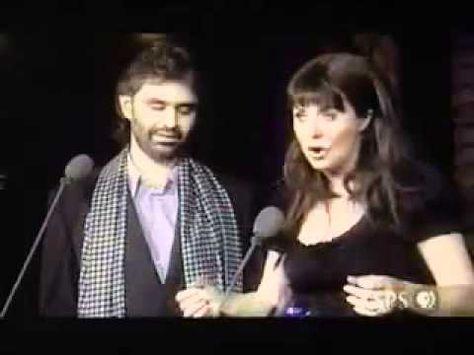Andrea And Sarah Por Ti Volare Goruntuler Ile Muzik Klasik