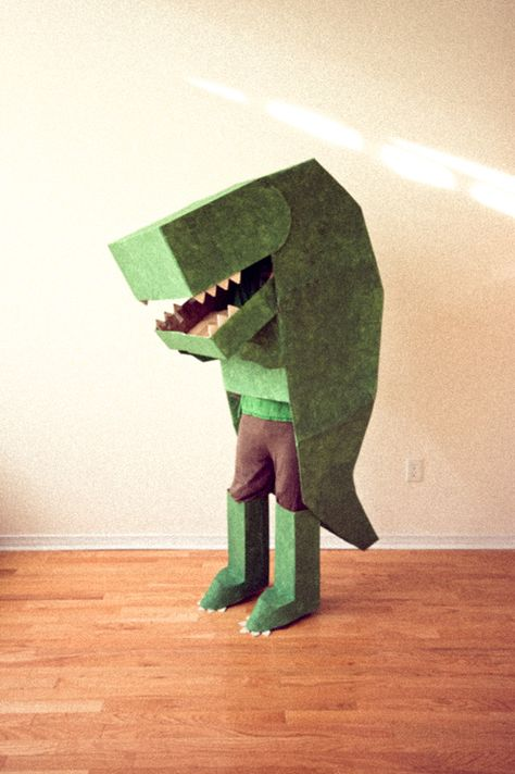 Dinosaur Purim Costume