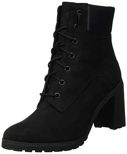 bottes timberland noir femme