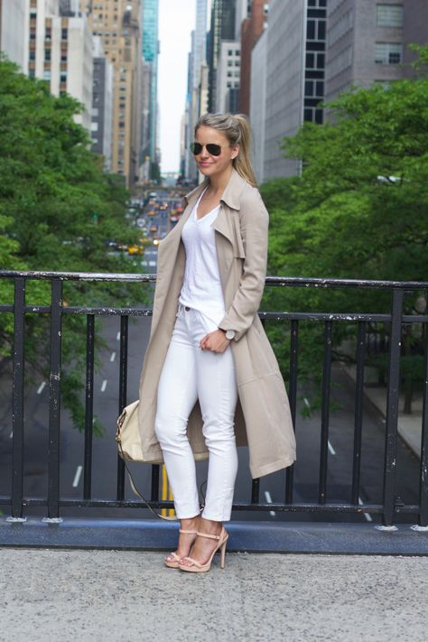 40 Awesome Trench Coat Outfits for Any Occasion