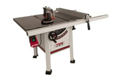 8 Jet Proshop Tablesaw With Wings And Riving Knife 708494k Jps 10ts Table Saw Accessories Best Table Saw Table Saw