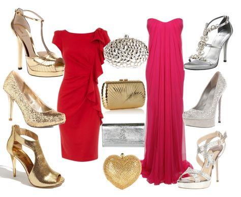 01b396c78df86 Primeriti - Vestido rojo fiesta complementos