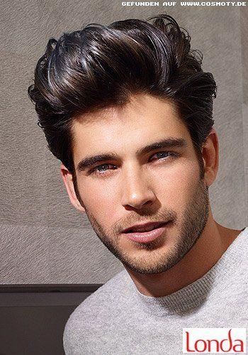 Frisuren Fur Lichtes Haar Am Oberkopf Manner 2021 In 2020 Frisuren Langhaar Frisuren Gesicht