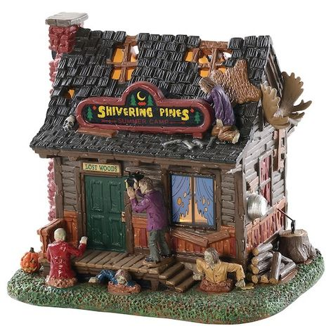 Lemax Spooky Town Phantom Parcel /& Post # 45667