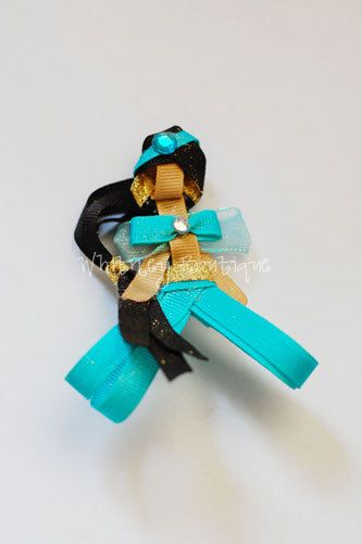 Princess Jasmine Hair Clip Princess Jasmine Hair Princess