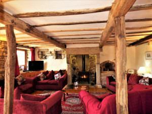 Late Availability At Gauber Bunk Barn Cosy Living Room Bunks