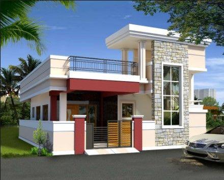 Indian Village House Design Village House Design House Front