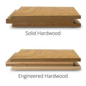 Engineered Wood Flooring Vs Solid Wood Engineered Hardwood Flooring Engineered Wood Floors Solid Wood Flooring