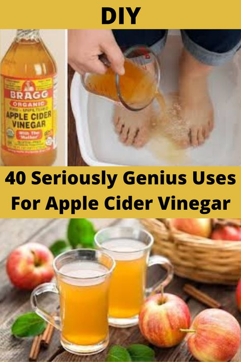 Apple Cider Vinegar Cures, Apple Cider Benefits, Health And Fitness Apps, Vinegar Uses, Natural Health Remedies, Diy Cleaning Products, Homeopathy, Lifehacks, Food Hacks