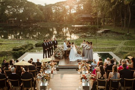 Refined and elegant destination wedding outdoor ceremony in Thailand. Discover ideas for decoration, arch for outdoor ceremony and wedding theme - IG @TheWeddingBlissThailand #weddingceremony #outdoorwedding #weddingceremonydecoration #weddinginspiration #weddingdecoration #wedding #weddingplanner #weddingplannerthailand #weddingplannerphuket #weddingphuket #destinationwedding #weddingidea #weddingdecoration #weddingceremonydecor #luxurywedding #rusticweddingdecor