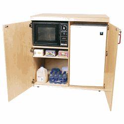 Mobile Food Cart By Wood Designs Wd18200 Kitchen Island Design Mini Fridge Cabinet Wood Design