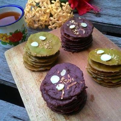 Resep Almond Crispy Oleh Kookee Cake Cookies Cookpad Resep Makanan Penutup Makanan Kue Lezat