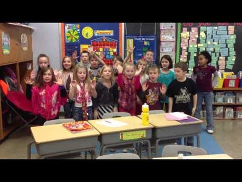 Subtraction with Regrouping Dance