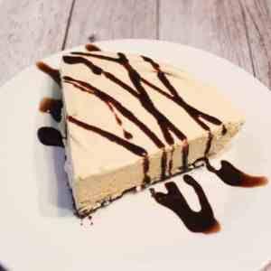 Frozen Peanut Butter Pie - Weight Watchers Freestyle -
