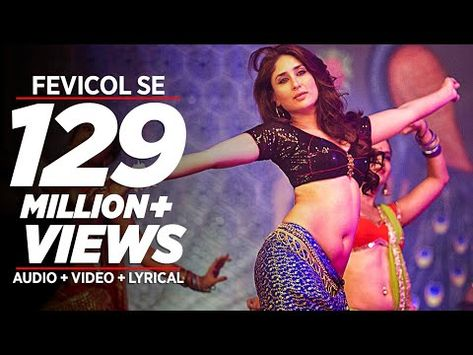 Fevicol Se Full Video Song Dabangg 2 Official Kareena Kapoor Salman Khan Youtube Music Of India In 2019 Bollywood Music Videos Bollywood Songs Bo