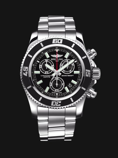 Superocean Chronograph M2000 - Versiones - Breitling - Instruments for Professionals