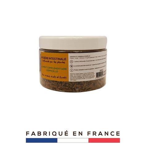 #vermifuge pour #chat 100% naturel http://www.boutique.lesrecettesdedaniel.fr/fr/complements-alimentaires-friandises-chiens-chats-furets-les-recettes-de-daniel/5972-complement-alimentaire-hygiene-intestinale-naturel-les-recettes-de-daniel.html