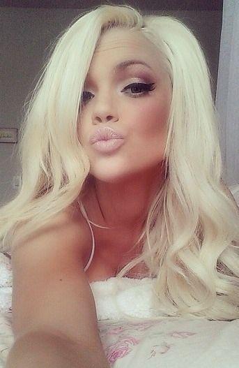 Blonde bitch