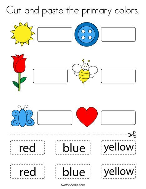 Pin On Color Activities And Mini Books