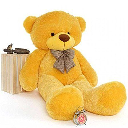 Red Teddy Bear 5 Feet, Gurudev S Toyhub Extra Large Very Soft 5 Feet Lovable Hug Https Www Amazon In Dp B076542h1y Ref Cm Sw R Pi Dp Red Teddy Bear Fluffy Teddy Bear Teddy Bear