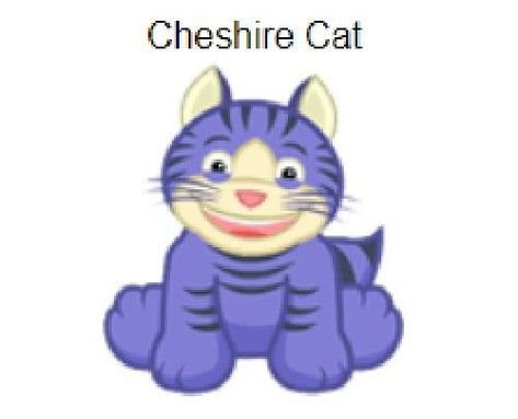Webkinz Cheshire Cat Code Only Email Webkinz Cats Your Pet
