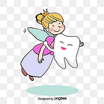 Vector Painted Small Tooth Fairy Fairy Clipart Vector Hand Painted Png Transparent Clipart Image And Psd File For Free Download Flower Fairy Cartoon Flowers Vector Flowers