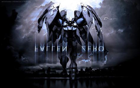 Gundam Fallen Zero Image Hd Wallpaper For Your Pc Desktop Gundam