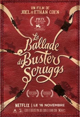 La Ballade De Buster Scruggs Streaming Vf Film Complet Hd Laballadedebusterscruggsenstreaming Laballadedebusterscrug Ballad Good Movies On Netflix Busters
