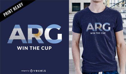 Diseño De Camiseta De Fútbol De Argentina Camisetas Diseñar Camisetas Camiseta De Fútbol