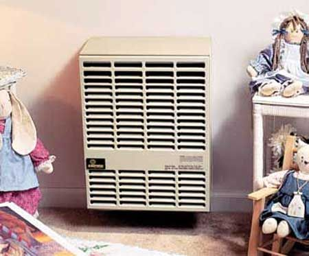 Home Gas Space Heaters Empire Direct Vent Wall Furnace 10 000 Btu Dv210sgx Wall Furnace Space Heaters Direct Vent