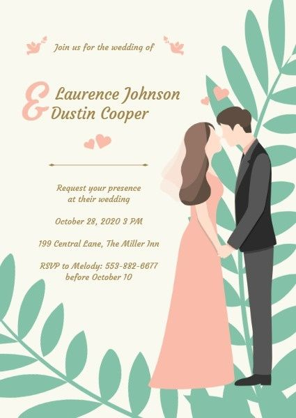 How To Design Wedding Invitation Template Try It Now Fotor Design Maker Wedding Invitations Online Wedding Invitations Wedding Invitation Design