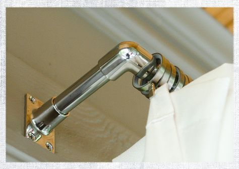 Outdoor Curtain Rod Stainless Steel Marine Grade Material