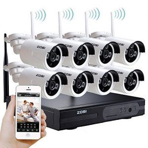 Wireless Ip Surveillance Cctv Kit Wireless Nvr 8 Wireless Cameras Hdd Wireless Security Camera System Wireless Camera Cctv Kits