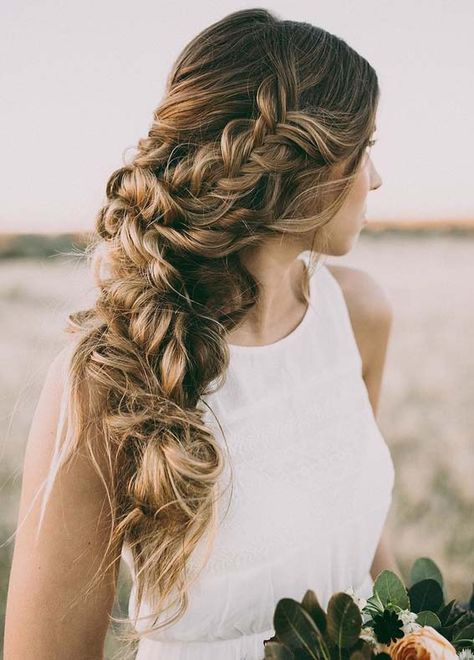 Romantic Braid Styles You Must Try in 2018