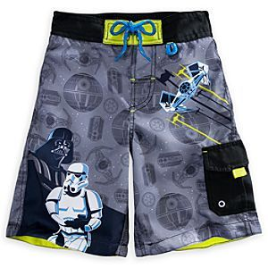 Star Wars Swim Trunks for Boys