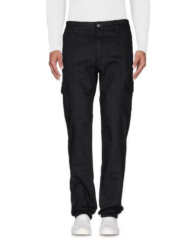 BIKKEMBERGS Denim trousers. #bikkembergs #cloth #top #pant #coat #jacket #short #beachwear