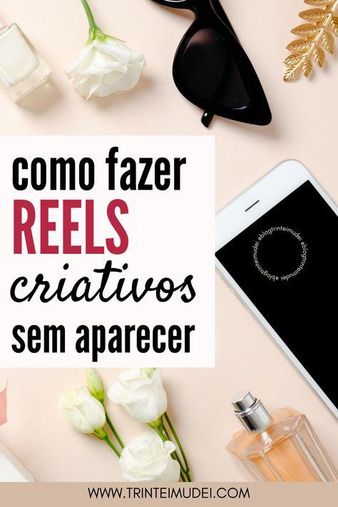 Ideias de vídeos - Reels Instagram
