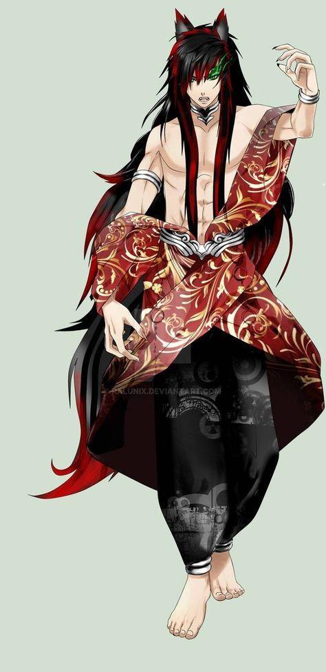 Rose Dragon Slayer Rwby X Abused Male Reader Wolf Boy Anime Vampire Boy Werewolf Girl