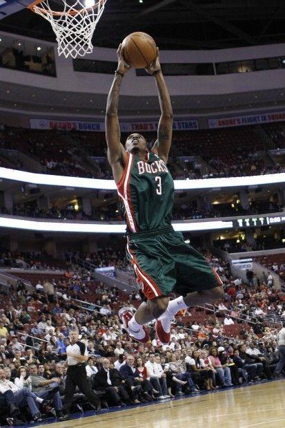 #1 - Brandon Jennings, PG Milwaukee