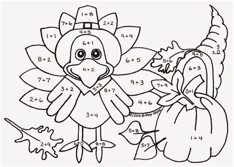 Color By Number Addition Best Coloring Pages For Kids Thanksgiving Math Worksheets Addition Coloring Worksheet Thanksgiving Worksheets