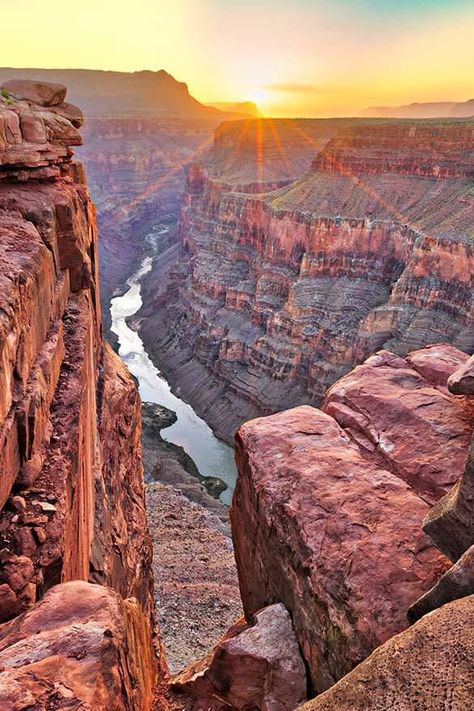One Day at the Grand Canyon (Perfect Itinerary)You can find Grand canyon and more on our website.One Day at the Grand Canyon (Perfect Itinerary) Arizona Road Trip, Arizona Travel, Travel Oklahoma, Grand Canyon Arizona, Grand Canyon South Rim, Grand Canyon Sunrise, Grand Canyon Park, Sedona Arizona, Arizona State