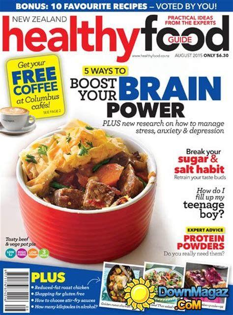 Healthy Food Guide Magazine New Zealand Ecosia Healthy