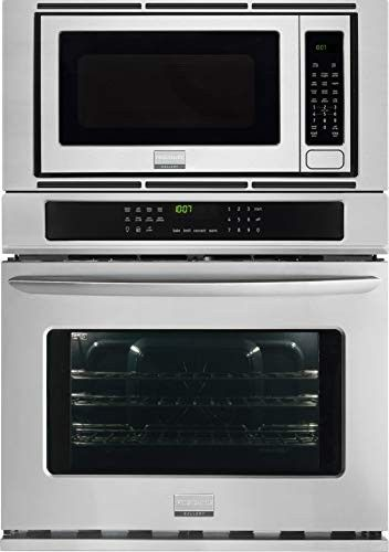 Stainless Steel Combination Wall Oven 1985 In 2020 Electric Wall Oven Wall Oven Microwave Combo Combination Wall Oven